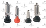 Spring Plunger-with knurled knob-7200